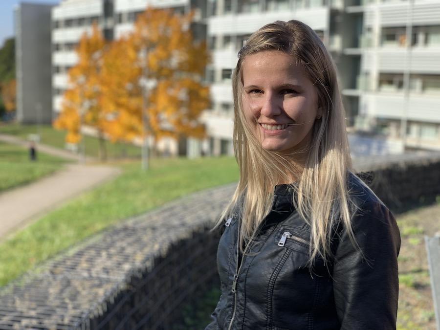 Sarah Steimer, Assistenz der Geschäftsführung – GO FOR SALES