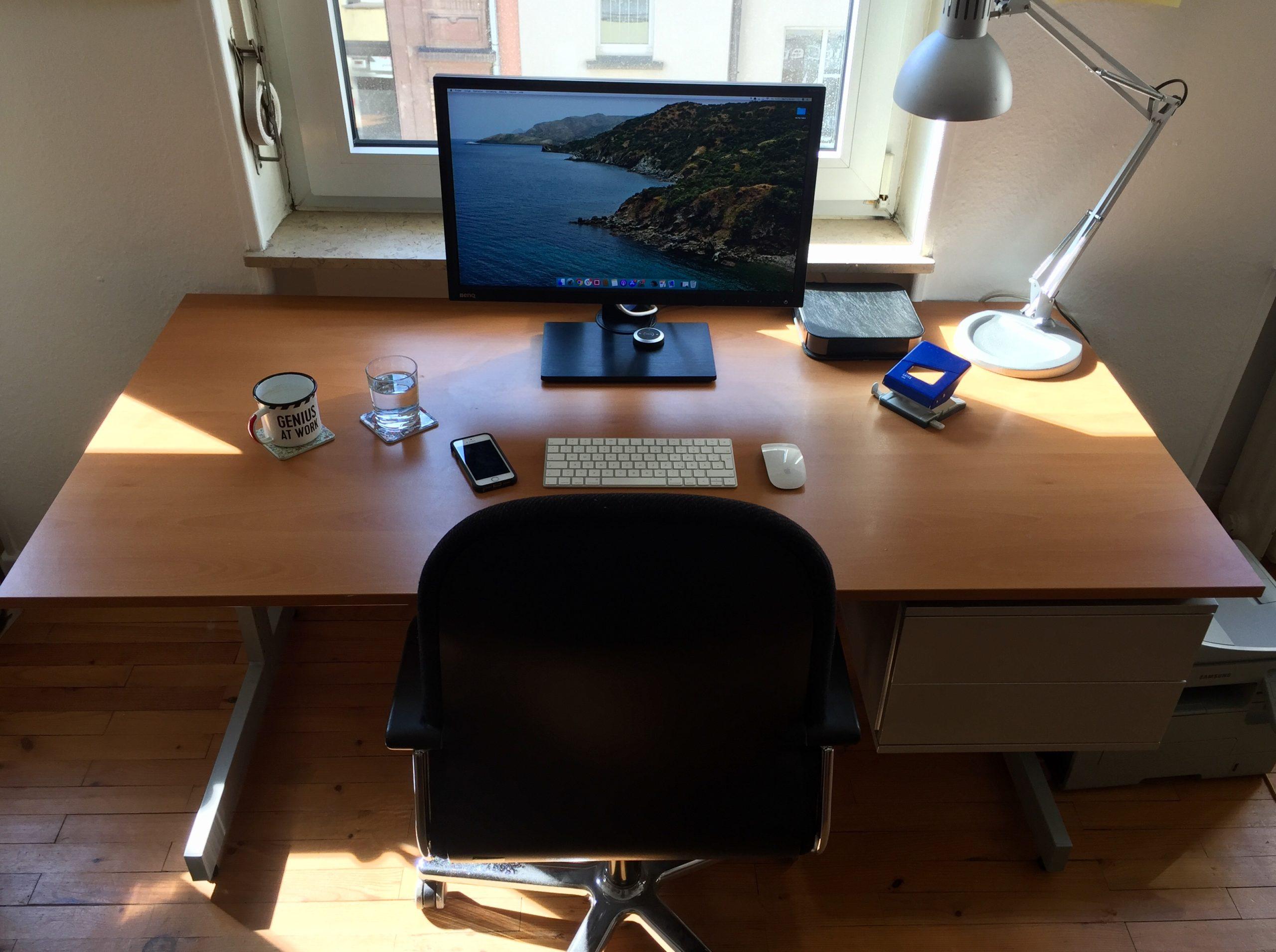 Remote-Arbeit - ein Erfahrungsbericht