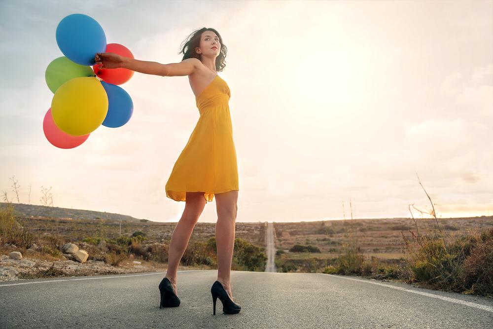 Die Politik und ihre Ballons